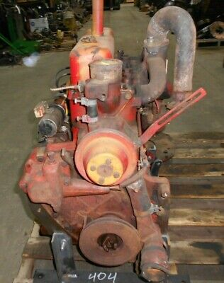 Case Ih 424 C146 Used Runner Engine Price Includes 500 Core Charge