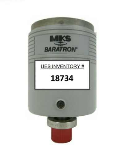 MKS Instruments 623A13TCE Baratron Pressure Transducer No Cap Ring Working Spare