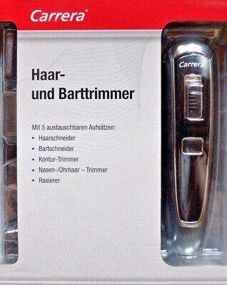 4in1 Elektrischer Rasierer Haarschneidermaschine Bartschneider Haar Trimmer NEU