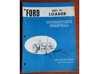 FORD  727 LOADER Tilt Cylinder Seal Kit 251166