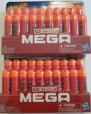 (40) Nerf N Strike Mega Darts ~Brand New~