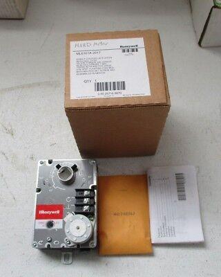 Honeywell Ml6161a2017 Non Return Spring Damper Actuator 7 Min New 8d070816