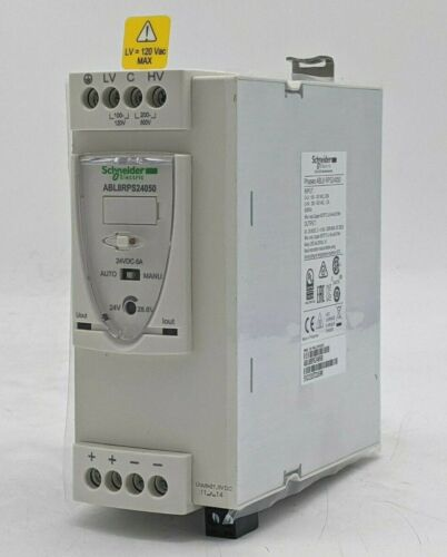Schneider Electric ABL8 RPS24050 Phaseo Universal Power Supply -NR5978