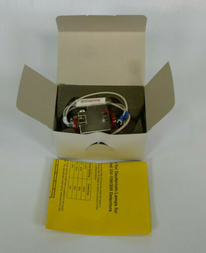 Varian 03-916156-91 Deuterium Lamp 9050 - For ProStar 310, Star 9050, UV-100/200