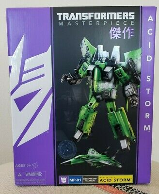 MISB Transformers Masterpiece Acid Storm MP-01 Toys R Us TRU Exclusive 30th