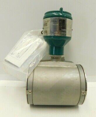 New 3 Yokogawa Admag Afx080c-pnalis-aa12-2nb Magnetic Flowmeter S1 Flow Meter