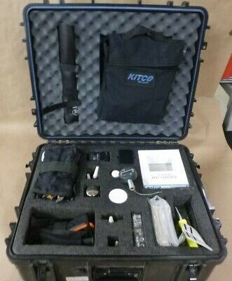 KITCO 0801-8510 U.S.M.C. FIBER OPTIC TERMINATION KIT SYSTEM HOT SURFACE