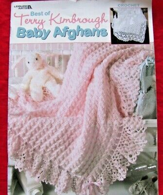 Best of Terry Kimbrough Baby Afghans, crochet, 2001, Leisure Arts