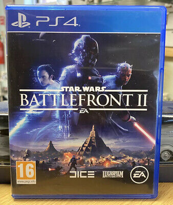 Star Wars Battlefront 2 (PS4) - Excellent Condition