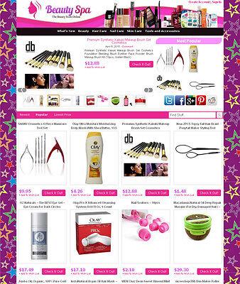 Beauty Products Store Make Money Ebay Amazon Clickbank Affiliate Autpupdate
