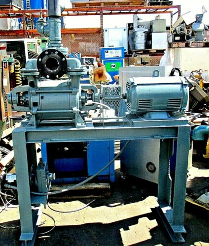 NASH PROBABLY TYPE EC450L VACUUM PUMP_AS-DESCRIBED-AS-AVAILABLE_FCFS_DEAL!_$$$~