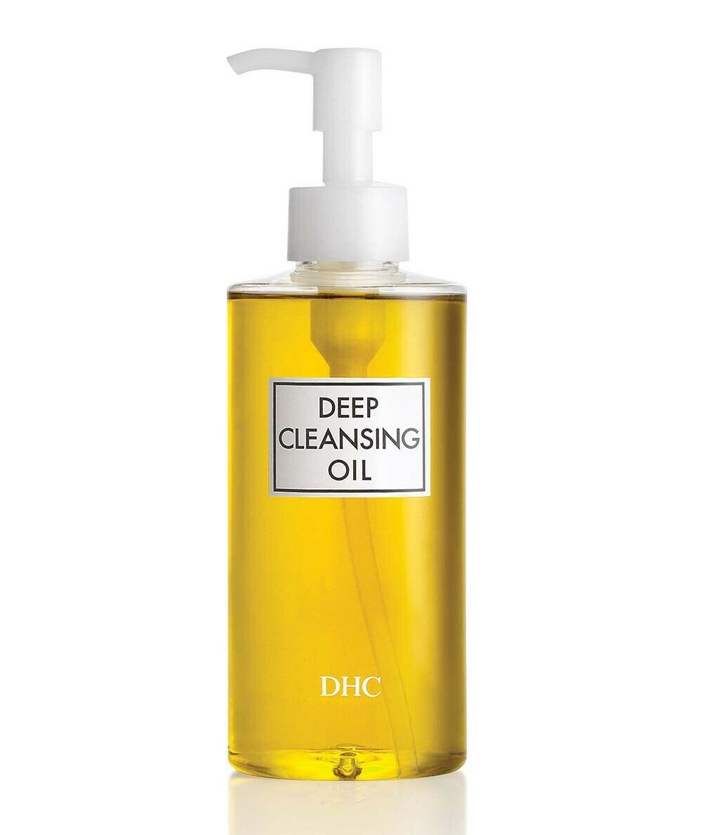 DHC Deep Cleansing Oil, 6.7 fl oz, includes 4 free samples