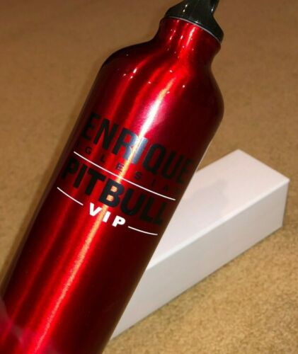 ENRIQUE IGLESIAS & PITBULL VIP WATER BOTTLE