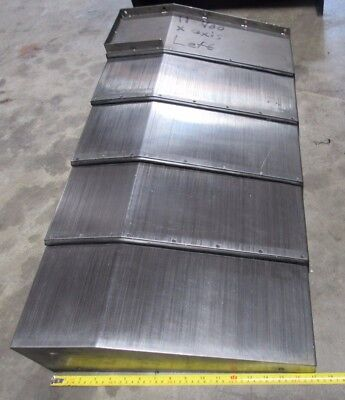 X Axis Way Cover Left Side From Kitamura Mycenter H400 Approx 34.5 X 17