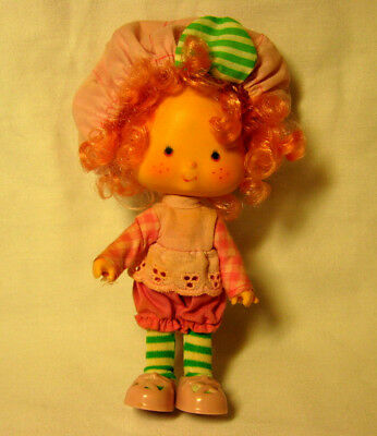 Strawberry Shortcake Raspberry Tart - dated 1979 - by Kenner