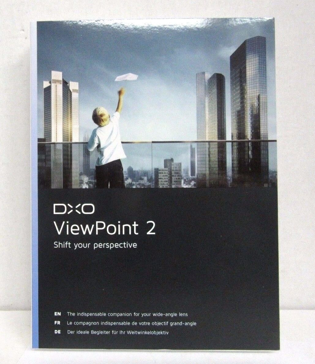 DxO Labs Viewpoint Version 2.0 Image Correction Software - 100330