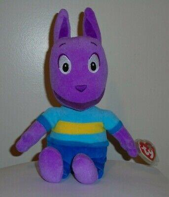 Ty Beanie Buddy ~ AUSTIN the Kangaroo (Backyardigans Plush)(12 Inch) MWMT