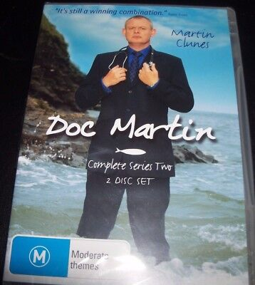 Doc Martin Season / Series Two 2  (Australia Region 4) DVD - New