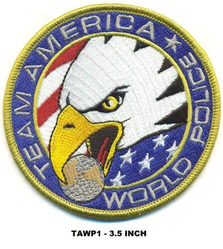 Team America World Police Patch - TAWP1