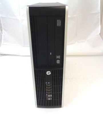 HP Compaq Elite 8300 SFF i5-3470 3.2GHz 8GB RAM 500GB HD Windows 7 Pro