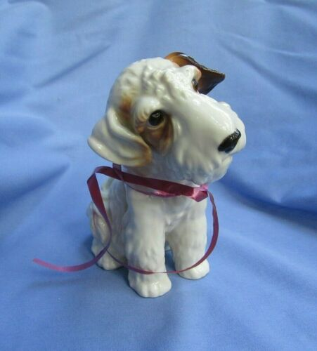 "7"" SEALYHAM CESKY TERRIER SCHIERHOLZ GERMANY  DOG"