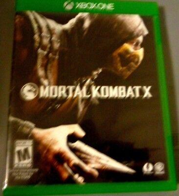 Mortal Kombat X (Microsoft Xbox One Mortal combat Video Game