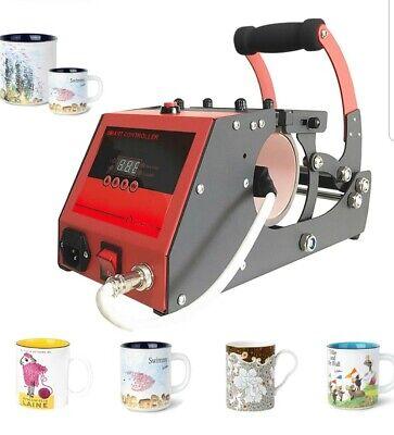 Bosstop 4-in-1 Mug Heat Press Sublimation Transfer Printing Machine For Mugs