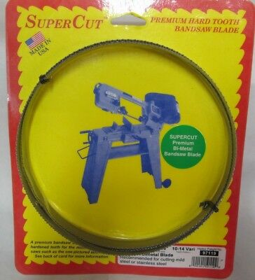 Super Cut Bi-metal Bandsaw Blade
