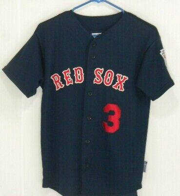 Baseball Jersey Sz YM NEW 1102740-410 Under Armour Youth Navy