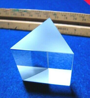Melles Griot 01peh013 Equilateral Prism - Flint - A B C 40mm