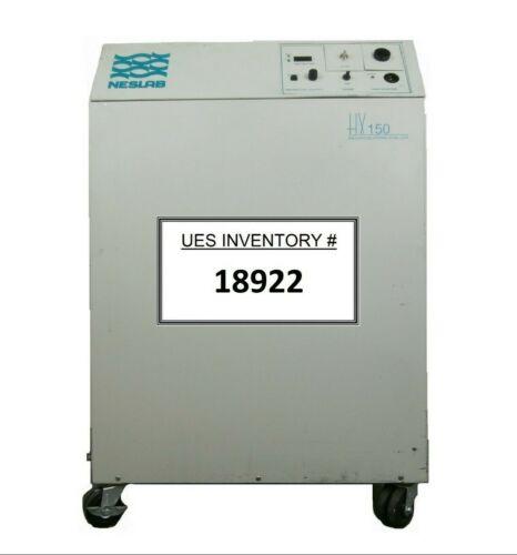 HX 150 Neslab Instruments 388104040246 Recirculating Chiller Tested Working