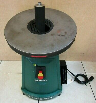 Grizzly T26417 Benchtop Oscillating Spindle Sander Genuine Local Pick-up