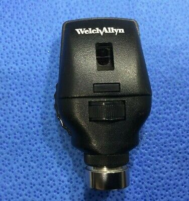 1 Welch Allyn Ref 11710 3.5v Standard Ophthalmoscope Head W Bulb  Kp
