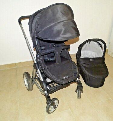 Deluxe Kinderwagen Fußsack Gemütlich Zehen Kompatibel mit Abc Design