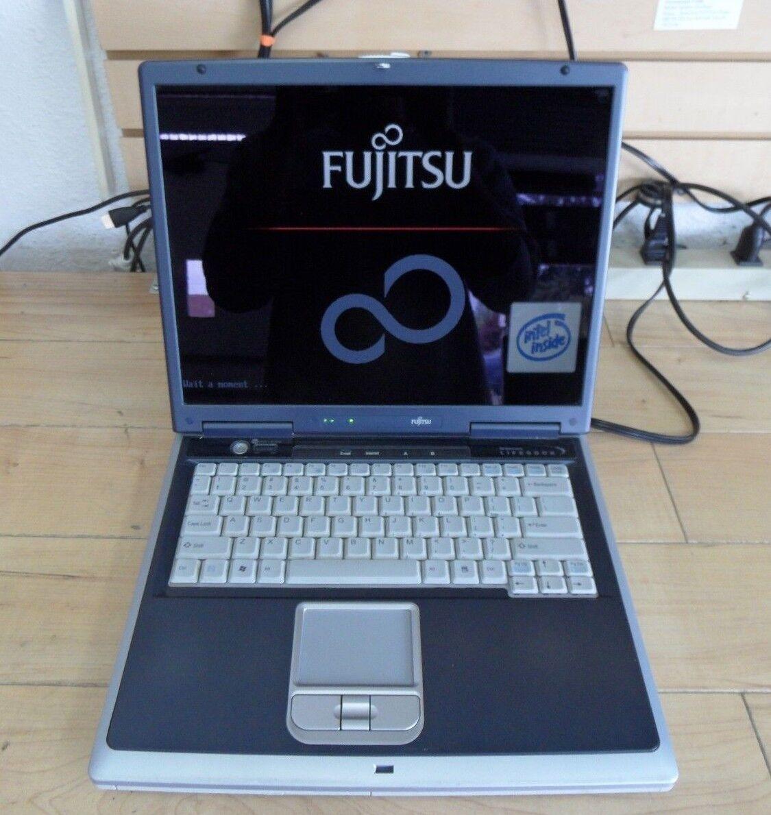 Fujitsu LifeBook N Series For Parts LifeBook N3010 CP173213 No Hard Drive