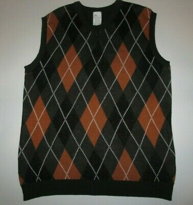 Step Brothers Dale Doback Sweater Vest Costume Men's One Size