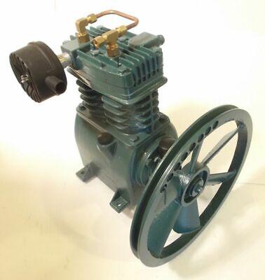 Fs Curtis Air Compressor Pump - Ct Series - E-3 - 3hp - Vertical - 160230v