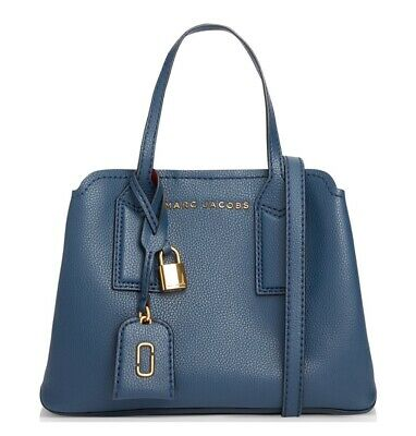 NWT MARC JACOBS $425 BLUE SEA THE EDITOR 29 TOTE BAG