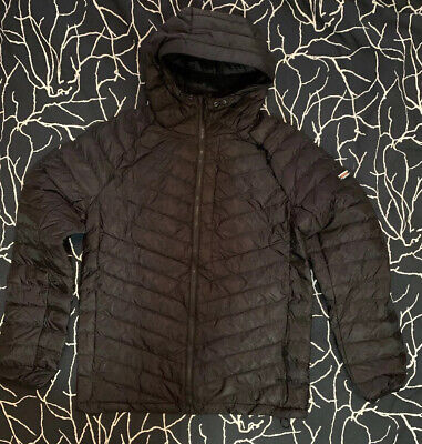 SUPERDRY M5001DP Core Down Jacket Puffer Coat Hood Parka New W/O Tags MSR $139
