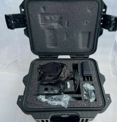 Velodyne VLP 16 LiDAR Sensor W/ Controller Box, Power Supply, Case 90-Day Warran