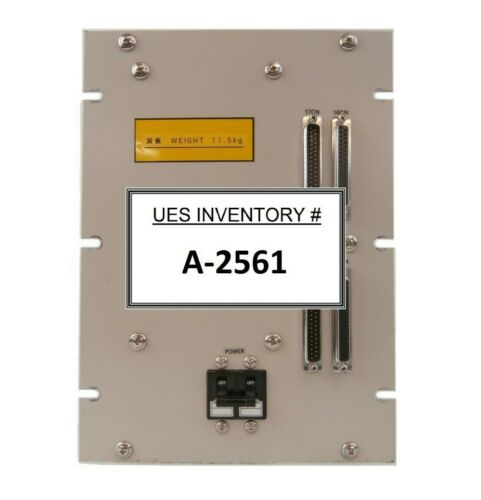 Yaskawa Electric BC930310 Servo Controller TEL Tokyo Electron UNITY II Working