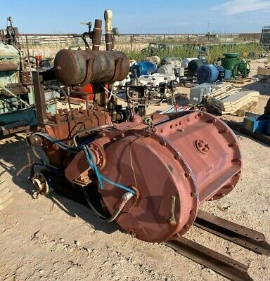 Pinion Triplex Cement Pump Model B-550 Pessco Is Offering 1 Preowned 80520-3