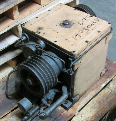 Mori Seiki Sl-3 Gearbox Gear Box Transmission Unit Cnc Lathe