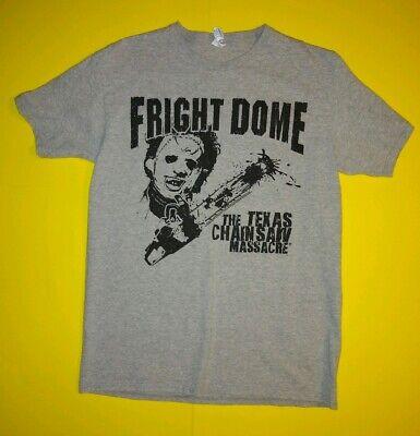 Vintage Halloween Horror Vegas Fright dome Vtg Chainsaw Massacre Leatherface