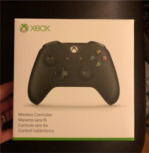 Xbox One Wireless Controller - new better version, used twice