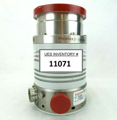 Tmh 200m P Pfeiffer Pm P03 050 Turbomolecular Pump Used Tested Working
