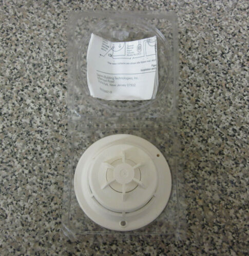New Siemens FPT-11 500-095918 FireFinder Fire Alarm Thermal Heat Detector Head