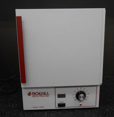 Boekel Scientific 133000 Digital Incubator With 2 Rack