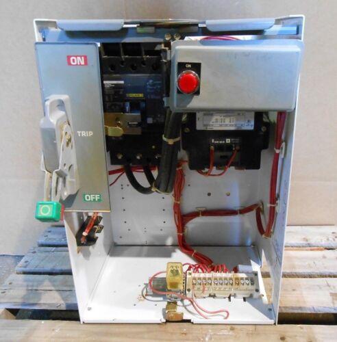 "SQUARE D 21"" MCC BUCKET KAP36175 tested breaker model 6 can change amps"