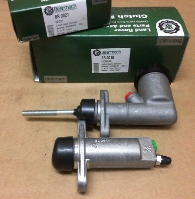 Clutch Master Cylinder & Slave Cylinder for Land Rover Defender STC500100/591231